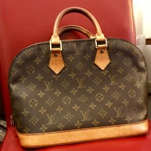 Vintage - Louis Vuitton Alma - Handbag